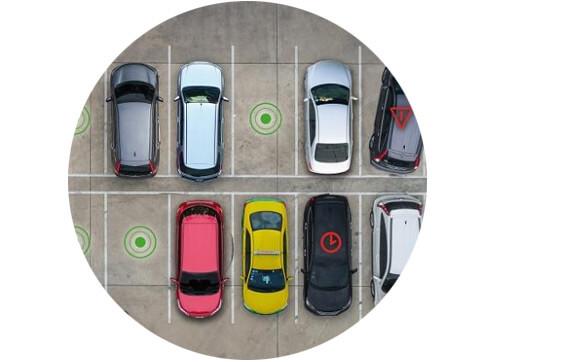 Chytré parkování