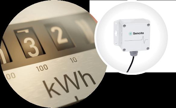 IoT čidlo měření spotřeby vody, elektřiny, plynu